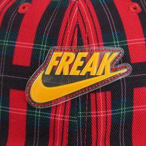Nike Accessories - Nike Heritage 86 Freak Giannis Akeem Zamunda Cap
